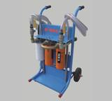 OFCⅠ应用于产业范畴得液压及润滑油轮回过滤小车
