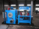 粉煤灰压砖机